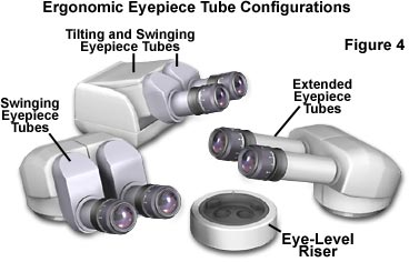 ergo stereo eye pieces